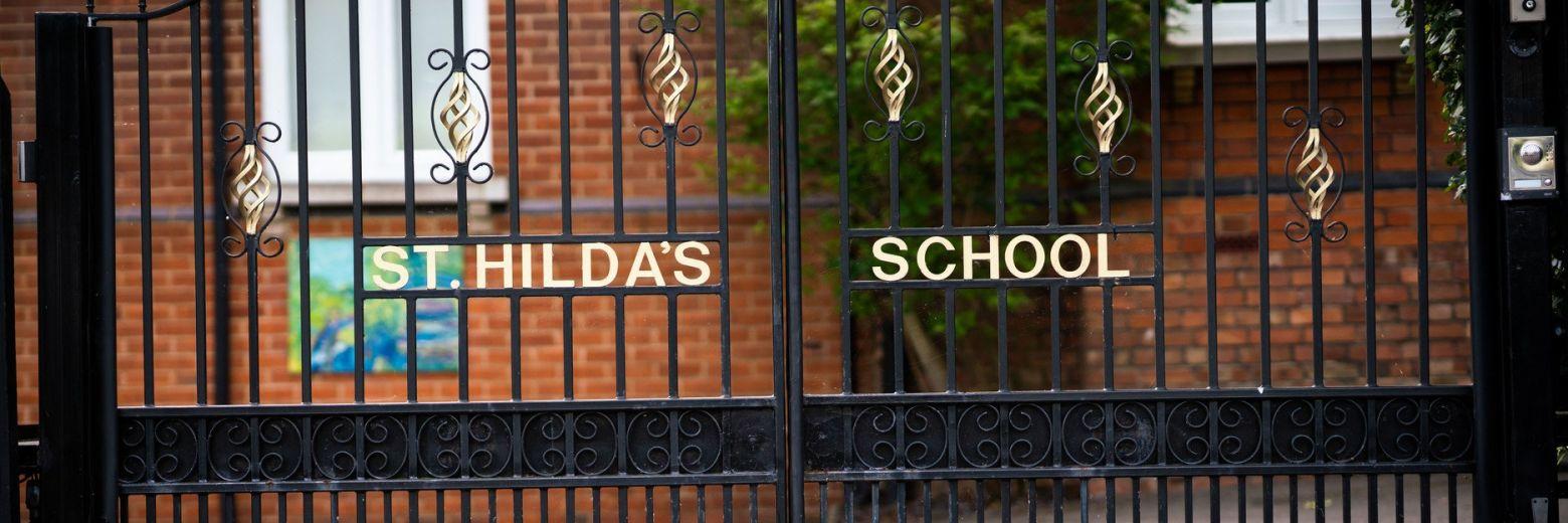 St Hilda's School in Harpenden