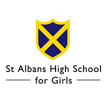 St Albans High School for Girls Logo